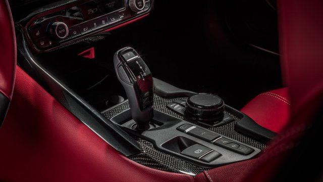 2020-Toyota-Supra-Launch-Edition-interior-gear-stalk.jpg